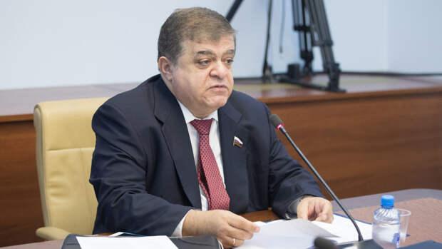Сенатор Джабаров ненашел смысловой нагрузки вобращении Зеленского кПутину