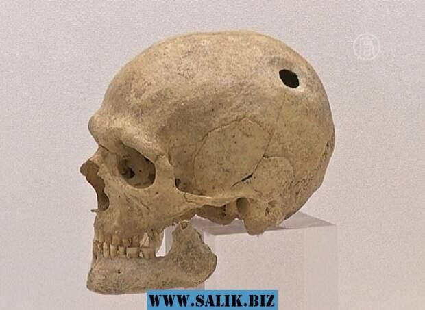 13 тыс. лет назад на Земле работали дантисты!