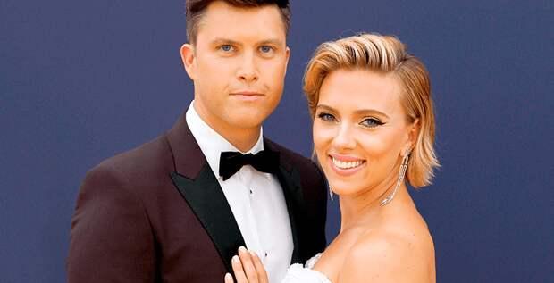 Жених Скарлетт Йоханссон признался, что она изменила его мнение о браке
