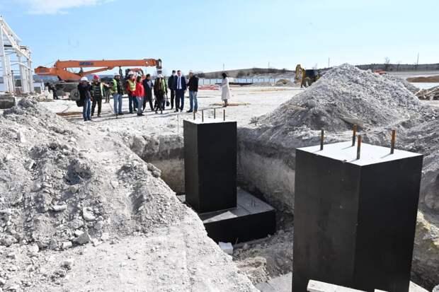 В Крыму на трассе «Таврида» к середине мая заработают две многофункциональные зоны и три АЗС