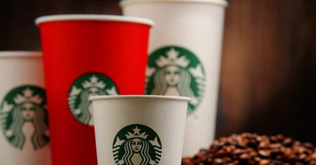 Starbucks возвращает многоразовые стаканы