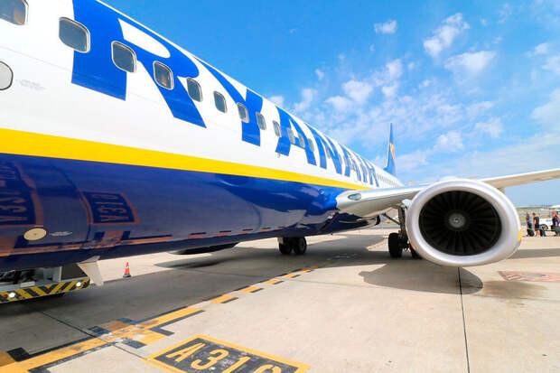 Диспетчеры сообщили оминировании Ryanair раньше, чем получили письмо