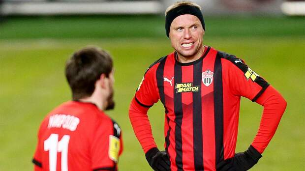 Глушаков: «Надо как-то уже выбирать: или мы хотим нормального футбола или чтобы кто-то зарабатывал»