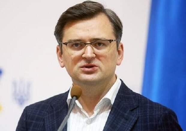 Глава МИД Украины плачется, что в НАТО Украину не берут из-за России