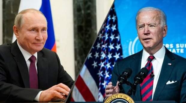 В СМИ появилась информация о возможном месте встречи Путина с Байденом
