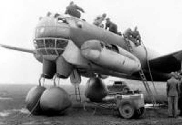Junkers Ju-287. 17 полетов секретного «Юнкерса»