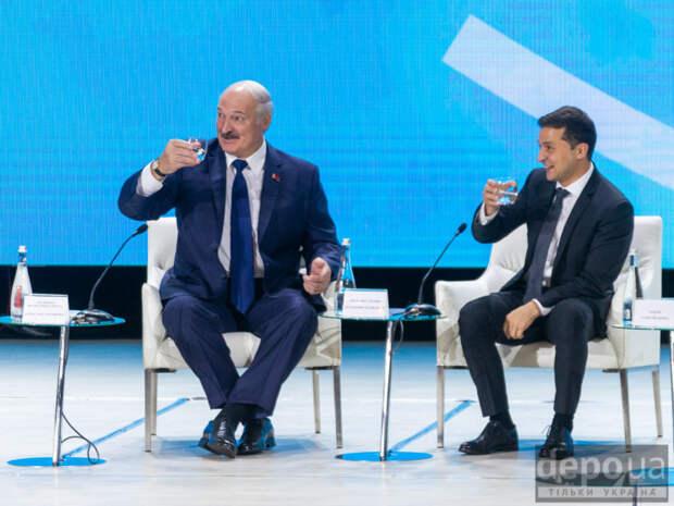Зеленский не признал Лукашенко