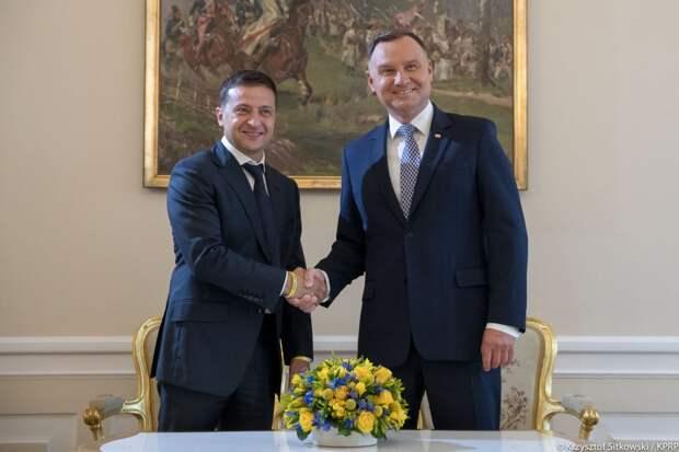 Англия, Польша и Украина требуют нового Гитлера.