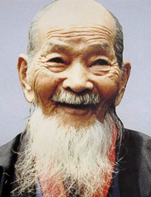 Сигэтиё Идзуми - самый старый мужчина в мире 120 лет и 237 дней