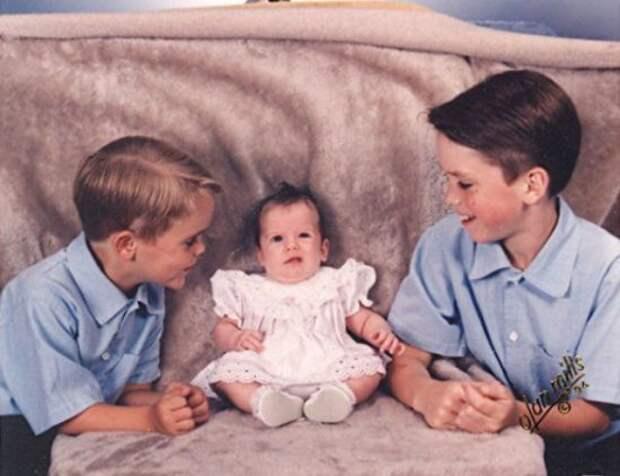 Убойные детские снимки