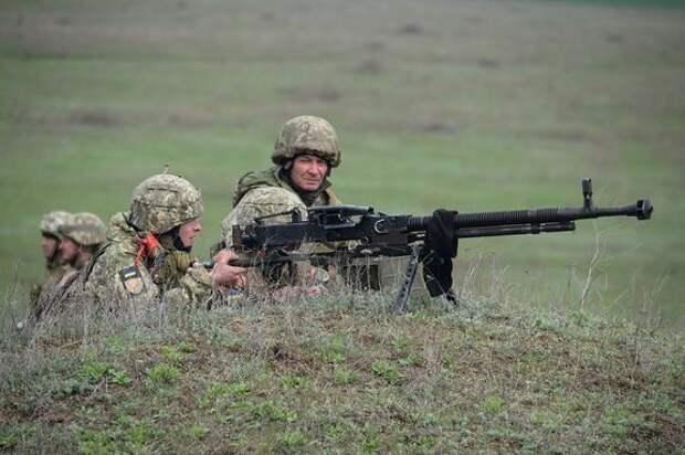Генерал ВСУ Кривонос предрек «безжалостное» уничтожение войск России в случае «активной агрессии» против Украины