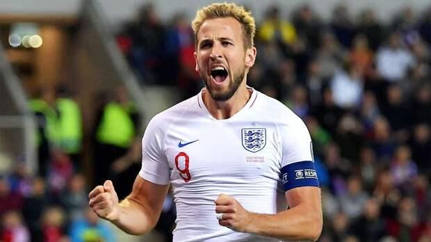 Кейн стал рекордсменом сборной Англии по голам с пенальти, обойдя Лэмпарда