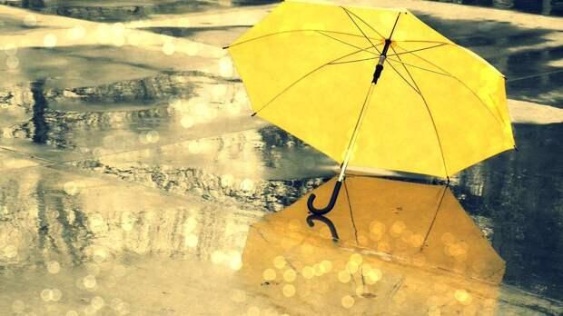 Кратковременные дожди с грозами ожидаются в Москве 13 июня