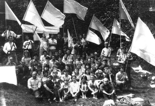 Карпаты, гора Макивка, создание Львовской организации СНУМ