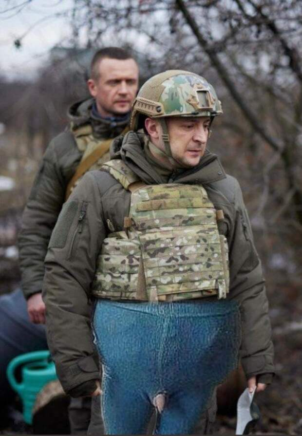 «Свадьба в Малиновке» и актёр Зеленский