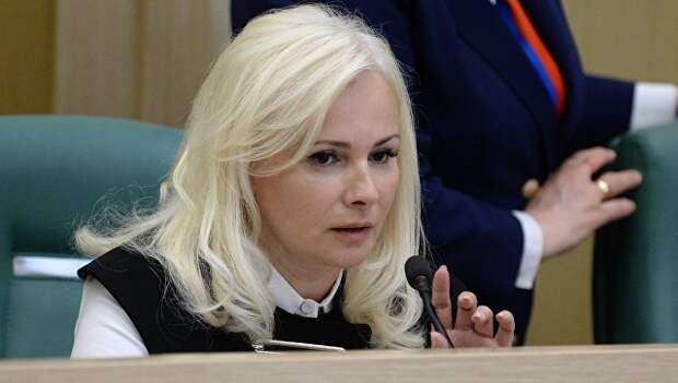 Сенатор от Крыма внесла в Госдуму законопроект о новой идеологии для России