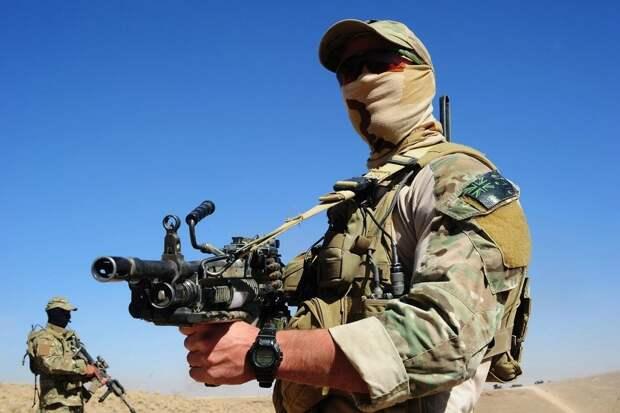 Австралийский спецназ творил бесчинства в Афганистане