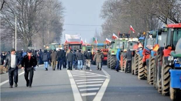 Отчаявшиеся кубанские фермеры вновь собрались доехать на тракторах к Путину