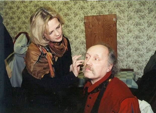Светлана Пенкина и Владимир Мулявин | Фото: liveinternet.ruа