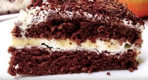 Торт Выручайка. Вам потребуется всего 20 минут и нежный десерт у вас на столе 2