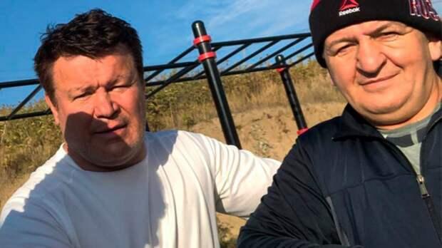 «Спи спокойно, мой друг». Тактаров трогательно попрощался с отцом Хабиба и показал видео их пробежки в горах