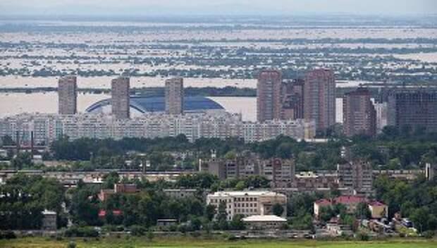 Хабаровск и окрестности. Архивное фото