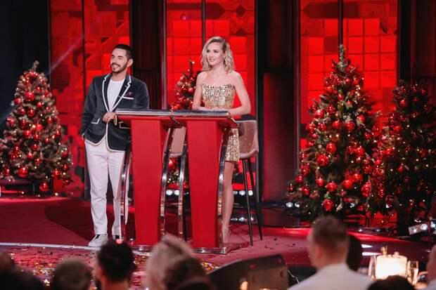 Полина Гагарина напугала поклонников нервным тиком на новогоднем шоу
