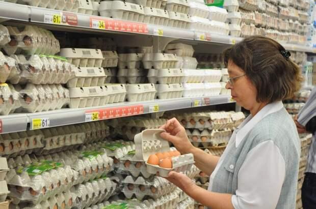 Продуктовый напор: грозит ли Нижегородской области дефицит яиц?