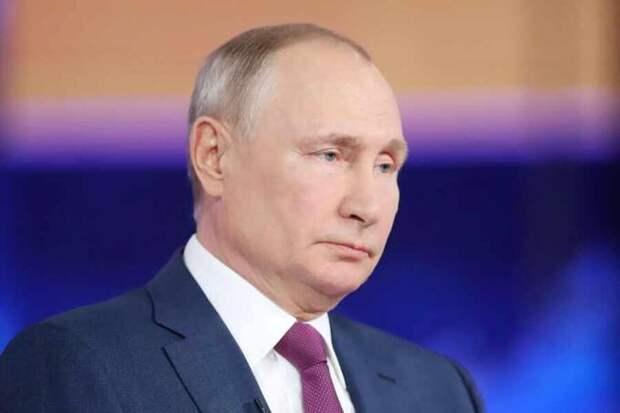 Путин прочертил для Запада новую красную линию