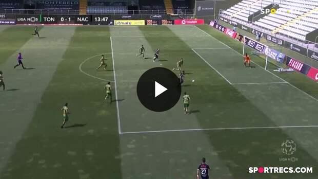 Highlights: Tondela 2-1 CD Nacional (Liga 20/21 #28)