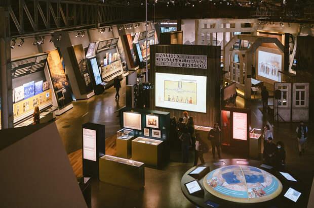 Архитектура выставки: от мини-проекта до хэдлайнера