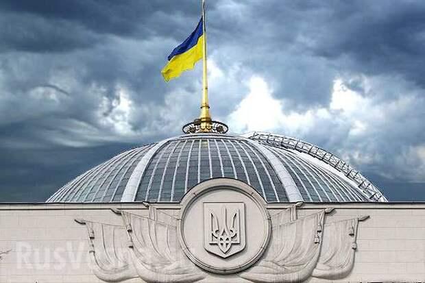 Украина хочет получить триллион за Крым
