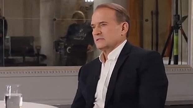 Медведчук заявил, что полиция не нашла у него при обыске ничего противозаконного