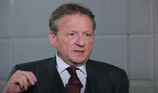 Борис Титов вдискуссии сМихаилом Мишустиным выступил взащиту жадных корпораций