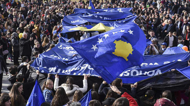 Десять стран хотят отозвать признание независимости Косова