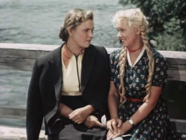 Случай в тайге(1953)