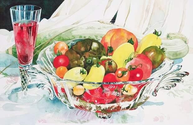художник Аяко Тсуге (Ayako Tsuge) картины - 26