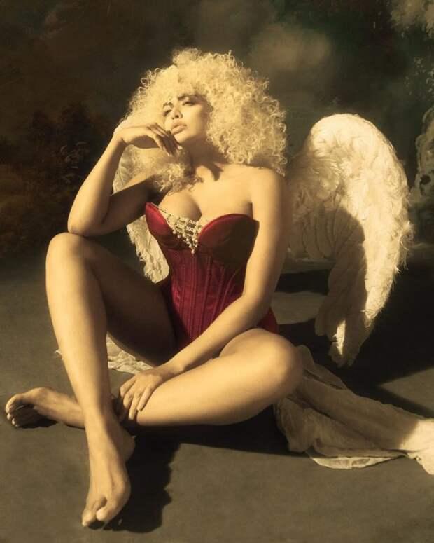 Падшие ангелы исексуальные демоны A. JHamilton