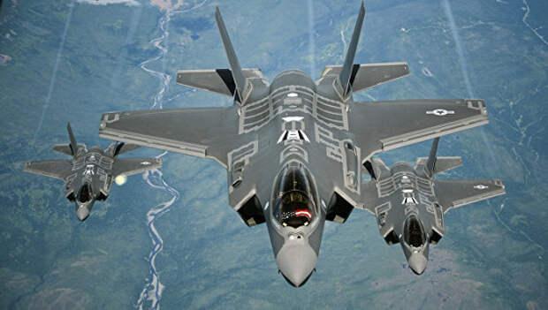 Авиаэксперт: перспективы F-35 довольно туманны