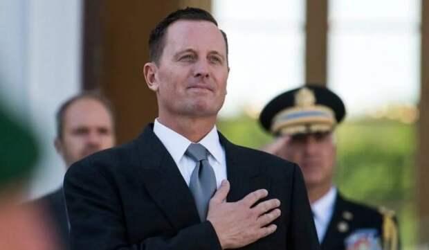 американский посол в Германии Гренел