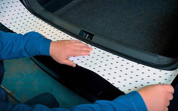 Видеоинструкция ЗР — как защитить задний бампер от повреждений