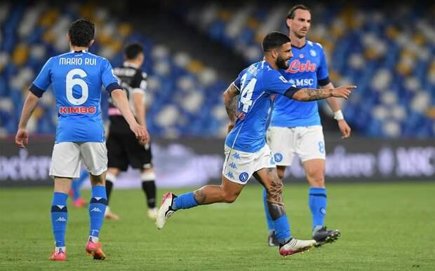 «Наполи» сделал заявление касательно возможного участия клуба в Лиге чемпионов вместо «Ювентуса»