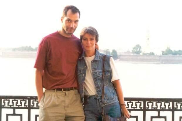 Елена Сафонова и Самюэль Лабарт | Фото: starhit.ru