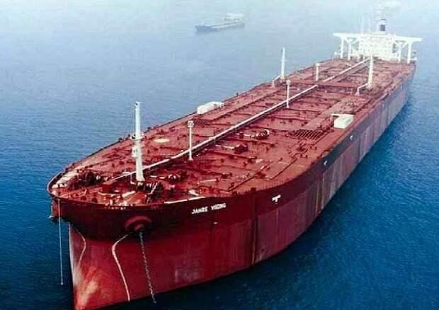 танкер экспорт Urals