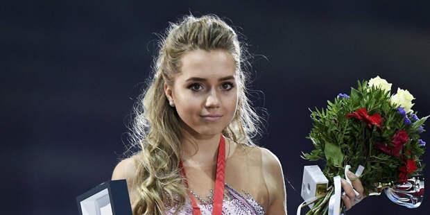 Российская фигуристка завершила карьеру
