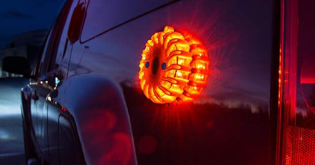 SL159 LED Road Flare – удобный и практичный источник света. /Фото: lifed.com