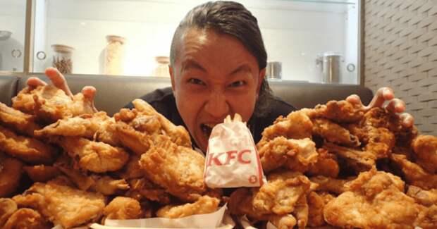 Китайские студенты несколько лет бесплатно ели в KFC, но теперь сидят на тюремном пайке