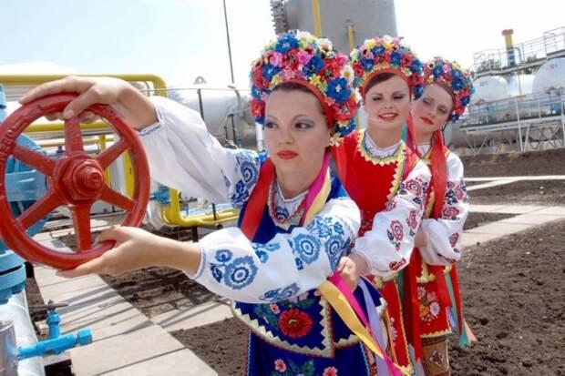 Газовые переговоры: Москва говорит о конструктиве, порохоботы вопят о «зраде»