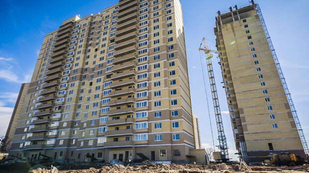Ростов «расстраивается» жилыми домами, аростовчане страдают
