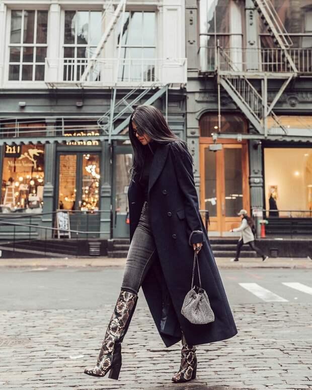 29 элегантных стильных идей для осени и зимы